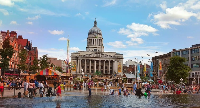 Cosa Vedere a Nottingham