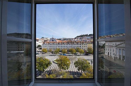 Hotel Panoramico di Lisbona