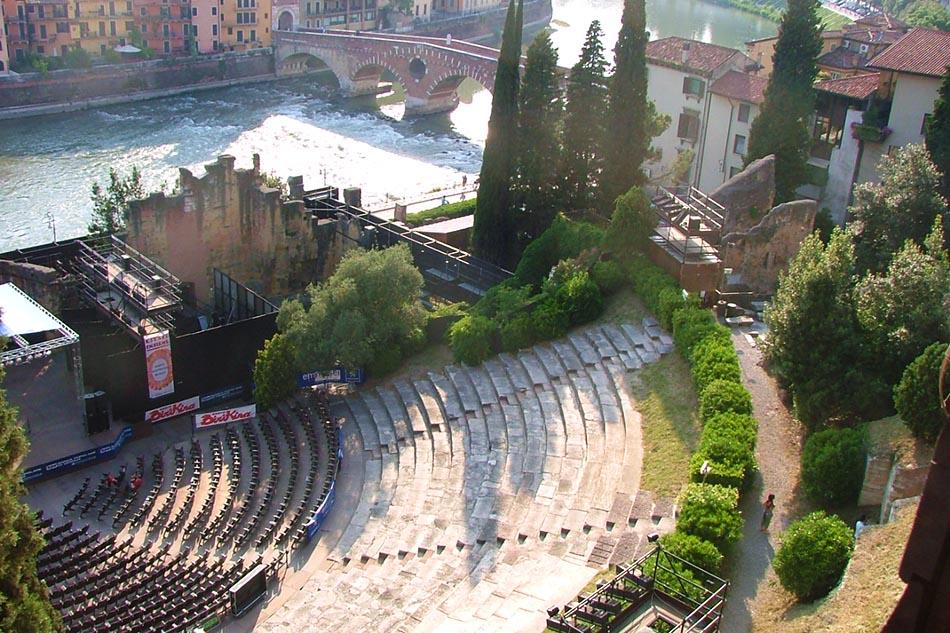 Teatro Romano Verona